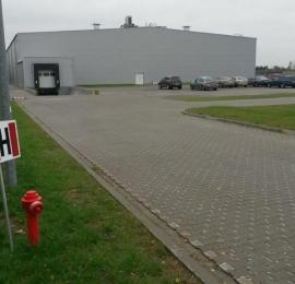 oznakowanie lokalizacji hydrantów